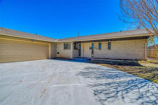 7036 S Villa Avenue, Oklahoma City, OK 73159 (MLS #950983) :: Homestead & Co