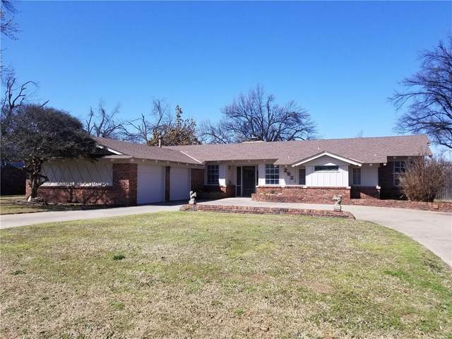 2921 Huntleigh Drive, Oklahoma City, OK 73120 (MLS #951019) :: Homestead & Co