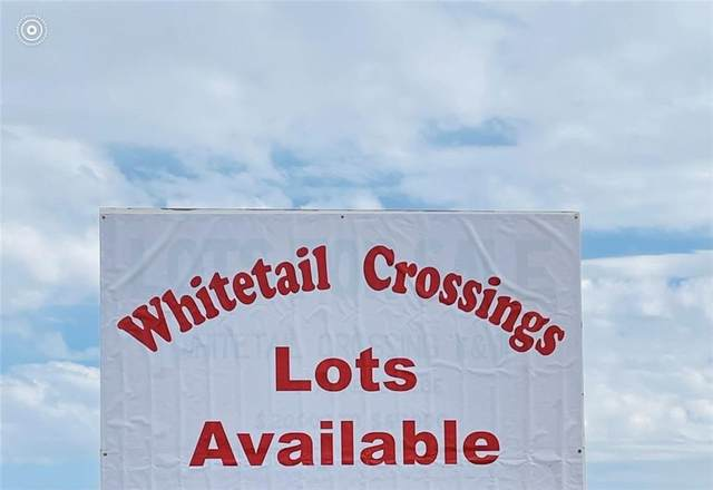 0000 Whitetail Drive Phase0003 Lot01, Langston, OK 73027 (MLS #951020) :: Erhardt Group at Keller Williams Mulinix OKC