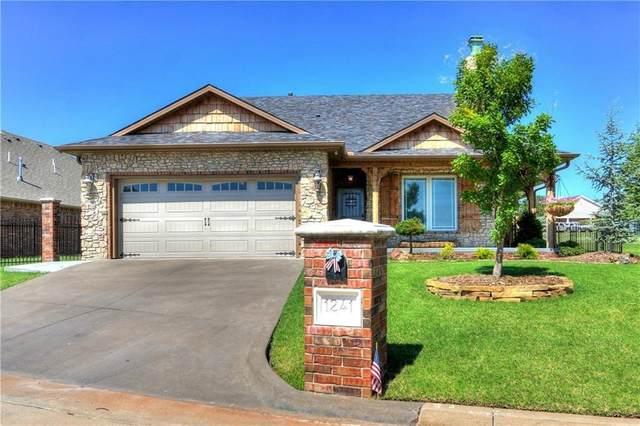 1241 Augusta Court, Shawnee, OK 74801 (MLS #951032) :: Homestead & Co