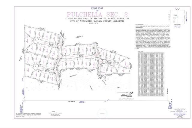 Pulchella Sec 2, Newcastle, OK 73065 (MLS #951067) :: Erhardt Group at Keller Williams Mulinix OKC