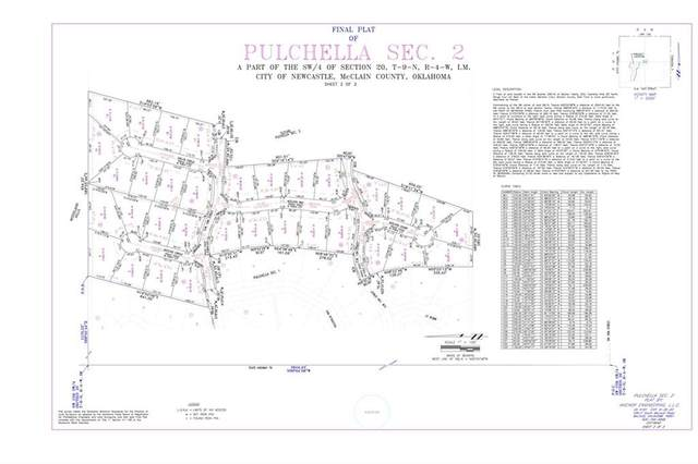 Pulchella Sec 2, Newcastle, OK 73065 (MLS #951099) :: Keller Williams Realty Elite