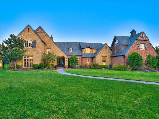 11224 Hillsdale Drive, Edmond, OK 73013 (MLS #951147) :: Keller Williams Realty Elite