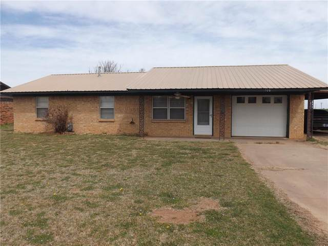 708 E Baseline Road, Tipton, OK 73570 (MLS #951157) :: Homestead & Co
