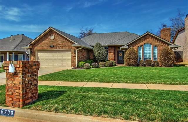 5709 NW 102nd Street, Oklahoma City, OK 73162 (MLS #951165) :: Maven Real Estate
