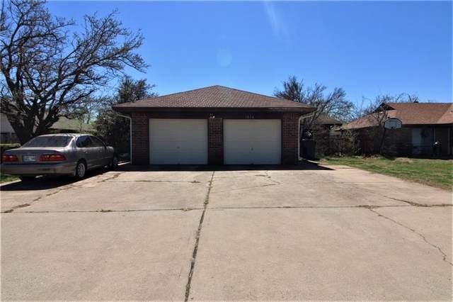 7016 Woodlake Drive, Oklahoma City, OK 73132 (MLS #951221) :: ClearPoint Realty