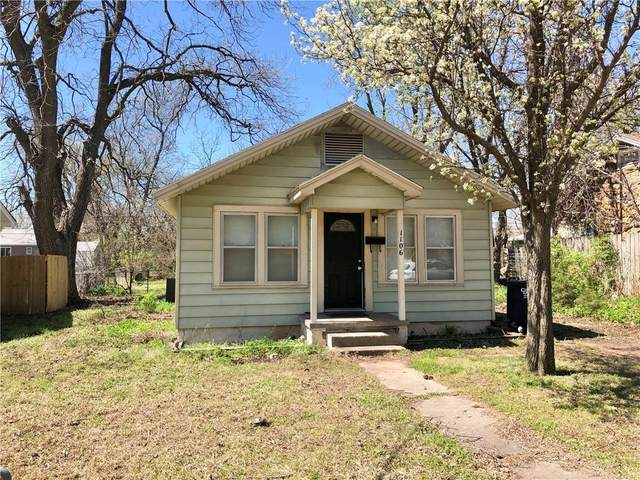 1106 N Philadelphia Avenue, Shawnee, OK 74801 (MLS #951230) :: Your H.O.M.E. Team