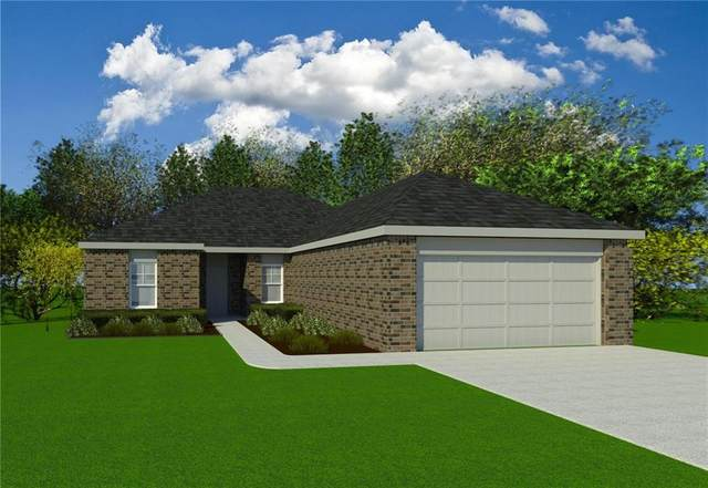 13000 Huntington Drive, Edmond, OK 73025 (MLS #951236) :: Maven Real Estate