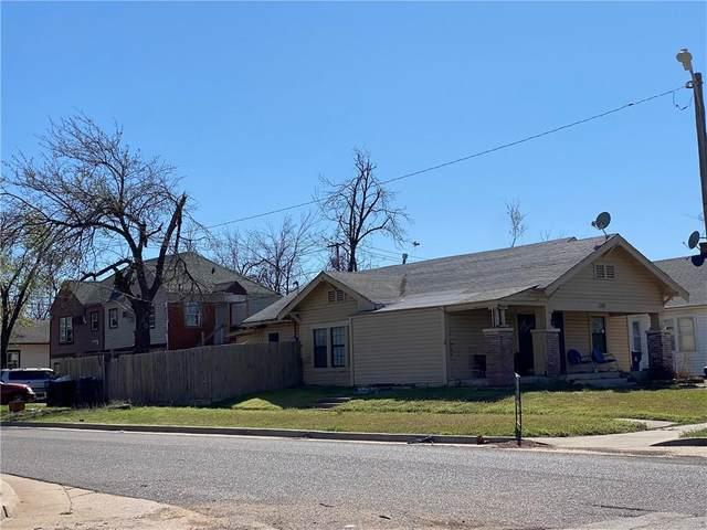 1700 NW 19th Street, Oklahoma City, OK 73106 (MLS #951245) :: KG Realty
