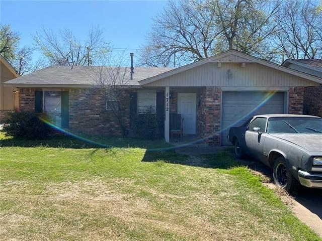 1712 Classen Boulevard, Norman, OK 73071 (MLS #951280) :: Homestead & Co