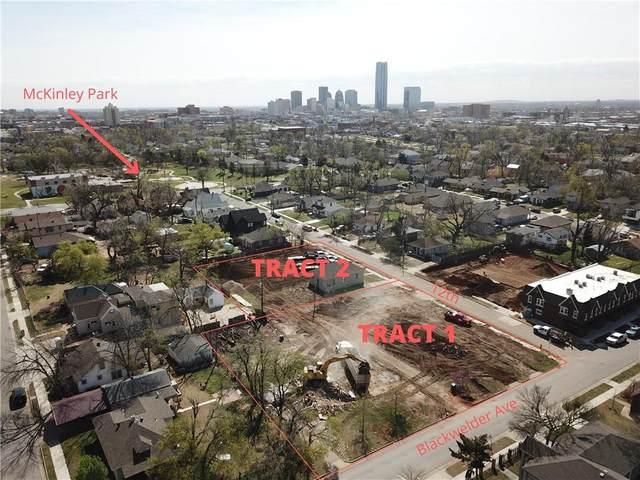 1300 N Blackwelder Avenue, Oklahoma City, OK 73106 (MLS #951308) :: Maven Real Estate