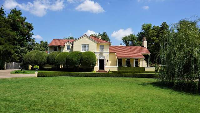 1503 W Wilshire Boulevard, Nichols Hills, OK 73116 (MLS #951310) :: Homestead & Co