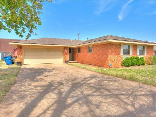13 Morrow Drive, Chickasha, OK 73018 (MLS #951321) :: Your H.O.M.E. Team