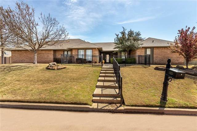 6212 N Diane Drive, Oklahoma City, OK 73120 (MLS #951350) :: Homestead & Co