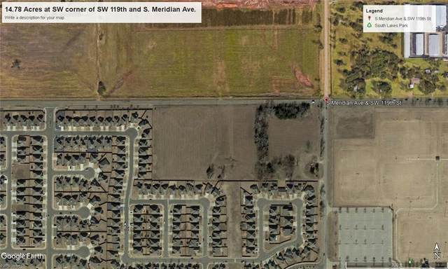 SW 119 Street, Oklahoma City, OK 73173 (MLS #951434) :: Maven Real Estate