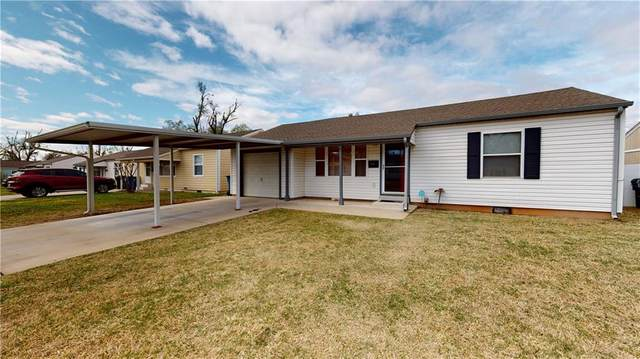 909 Askew Drive, Midwest City, OK 73110 (MLS #951497) :: Homestead & Co