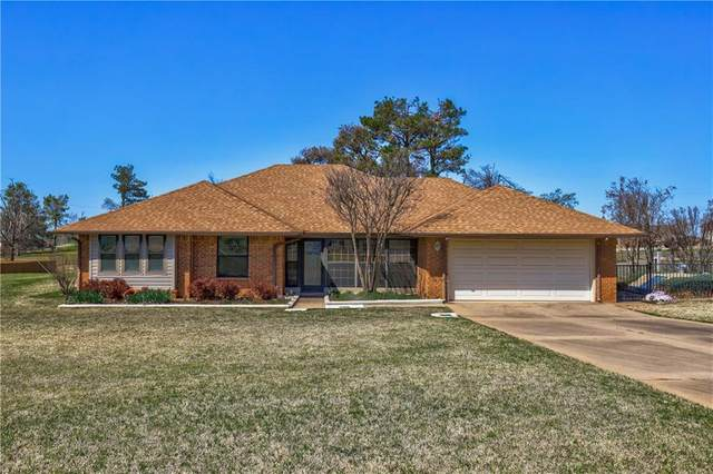 615 Wildwood Drive, Tuttle, OK 73089 (MLS #951513) :: ClearPoint Realty