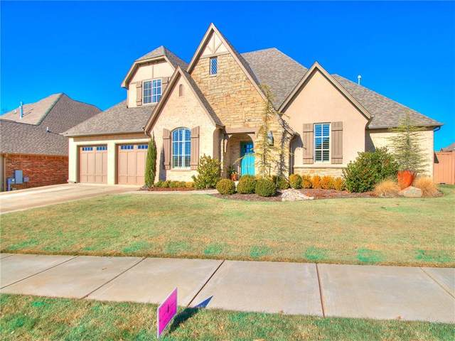3317 Lupine Lane, Edmond, OK 73012 (MLS #951584) :: Homestead & Co