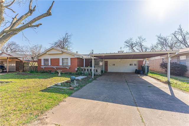 4812 Del Crest Drive, Del City, OK 73115 (MLS #951605) :: Homestead & Co