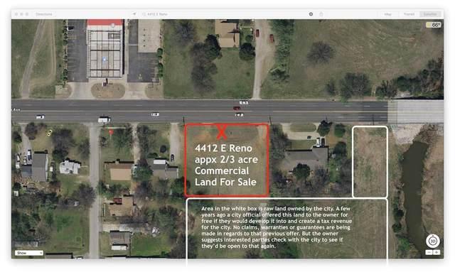 4412 E Reno Street, Del City, OK 73117 (MLS #951620) :: Homestead & Co