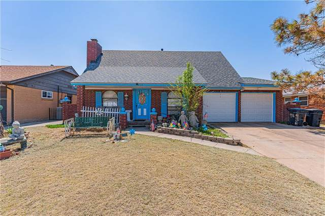 936 NW 10th Street, Moore, OK 73160 (MLS #951644) :: Maven Real Estate