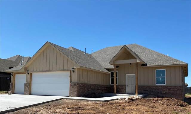 10301 Glover River Drive, Yukon, OK 73099 (MLS #951689) :: ClearPoint Realty