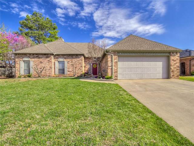 4313 Lyrewood Lane, Norman, OK 73072 (MLS #951691) :: Homestead & Co