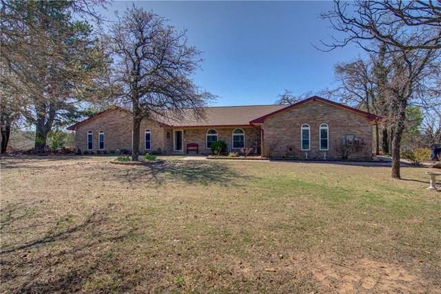 13812 SE 38th Street, Choctaw, OK 73020 (MLS #951697) :: Maven Real Estate