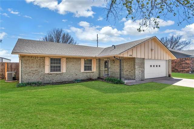 108 Mitchell, Elk City, OK 73644 (MLS #951699) :: ClearPoint Realty