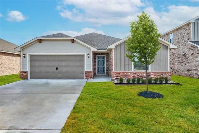 1717 Burgundy Drive, El Reno, OK 73036 (MLS #951718) :: ClearPoint Realty