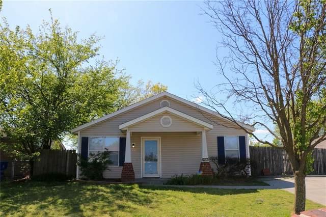 516 Beacon Avenue, Norman, OK 73071 (MLS #951768) :: Erhardt Group at Keller Williams Mulinix OKC