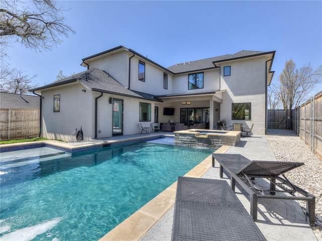 2006 Huntington Avenue, Nichols Hills, OK 73116 (MLS #951771) :: Homestead & Co