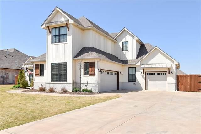 3805 Hunter Glen Drive, Oklahoma City, OK 73179 (MLS #951781) :: ClearPoint Realty