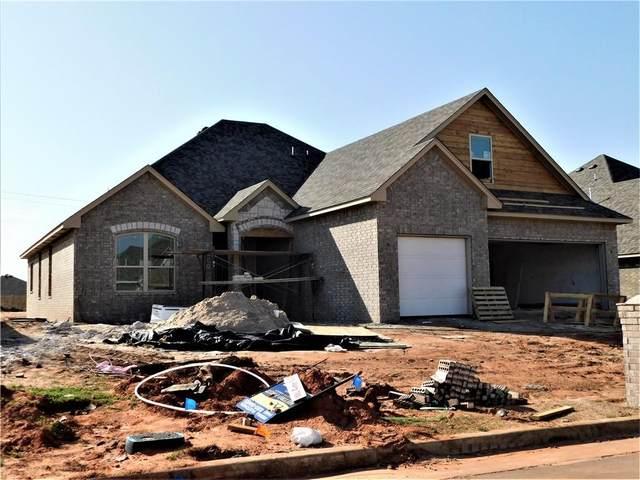 4217 Silver Maple Way, Oklahoma City, OK 73179 (MLS #951799) :: Keller Williams Realty Elite