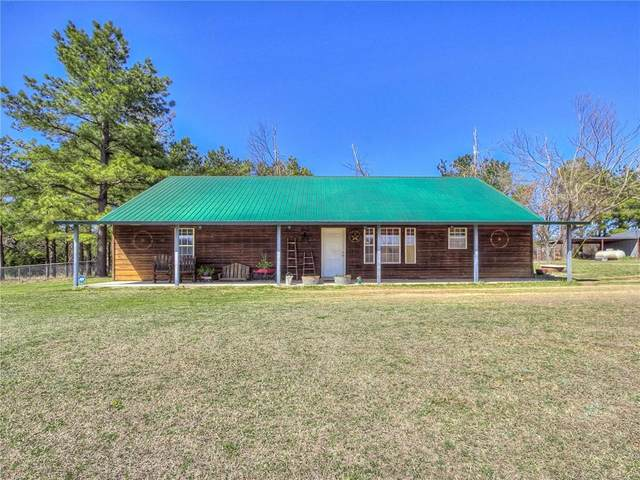 104358 S 3290 Road, Harrah, OK 73045 (MLS #951804) :: Homestead & Co