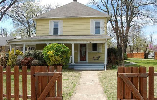 720 N Peters Avenue, Norman, OK 73069 (MLS #951805) :: Maven Real Estate