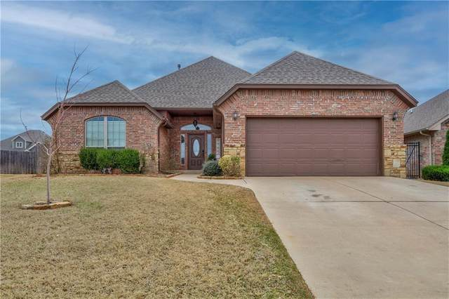 3104 NW 181st Terrace, Edmond, OK 73012 (MLS #951836) :: Homestead & Co