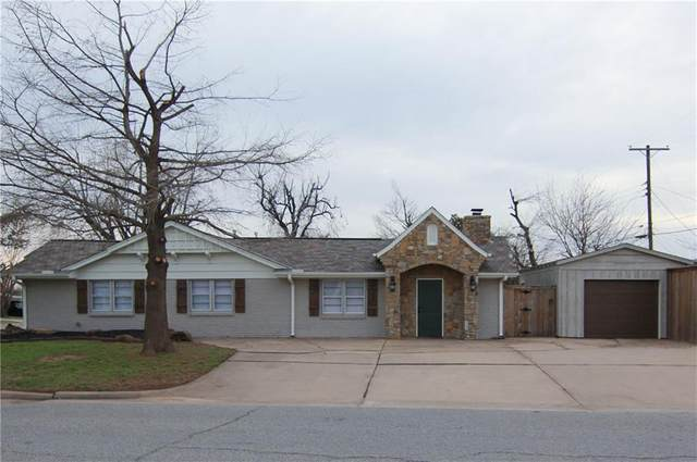 3101 Somerset Place, Oklahoma City, OK 73116 (MLS #951856) :: Your H.O.M.E. Team