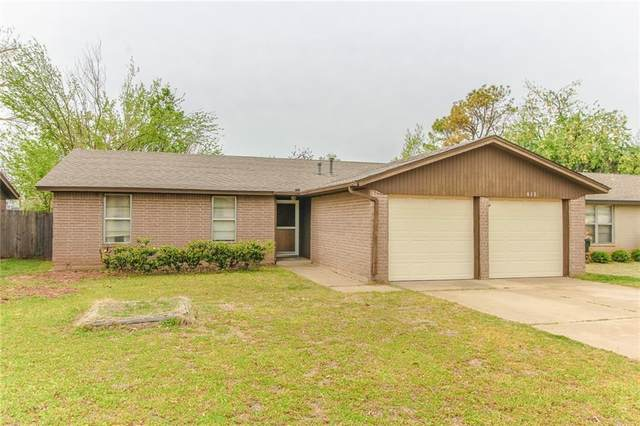 612 Ash Lane, Norman, OK 73072 (MLS #951864) :: Sold by Shanna- 525 Realty Group