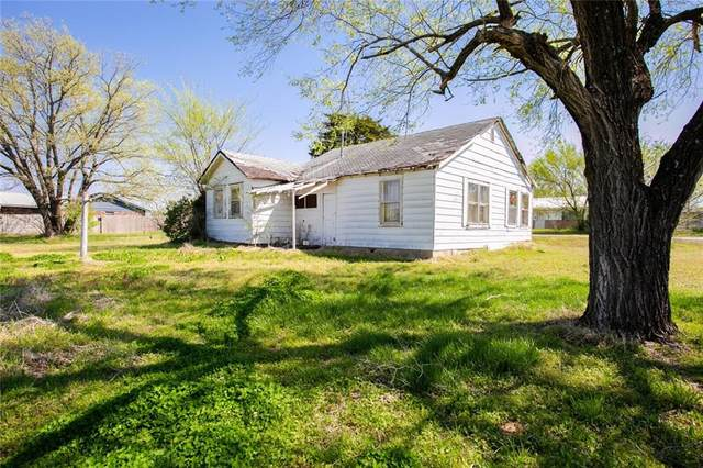 628 Lamar Avenue, Earlsboro, OK 74840 (MLS #951872) :: ClearPoint Realty