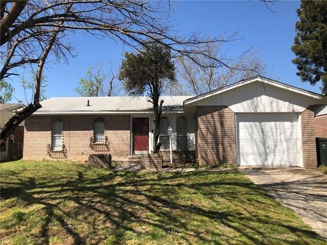 1620 Farmington Avenue, Norman, OK 73072 (MLS #951880) :: ClearPoint Realty