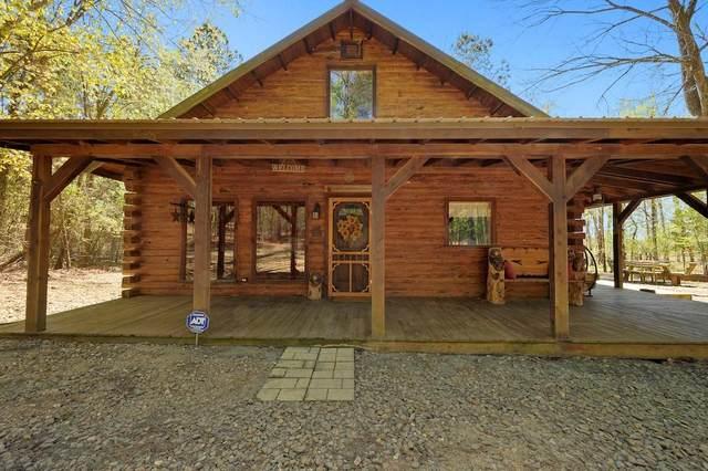248 Southern Hills Circle, Broken Bow, OK 74728 (MLS #951898) :: Homestead & Co