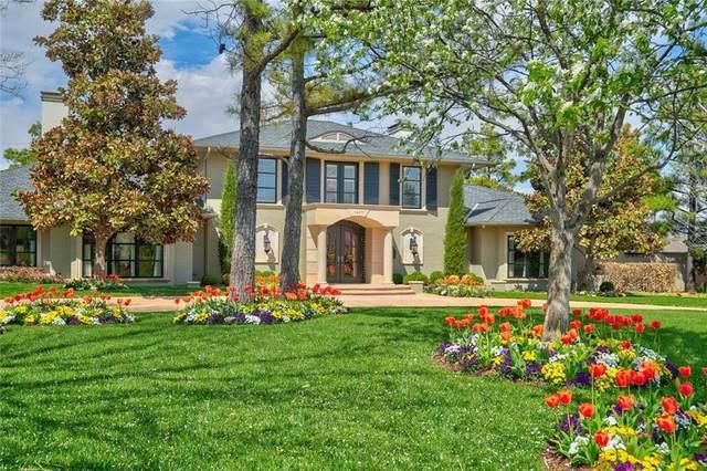 1603 W Wilshire Boulevard, Nichols Hills, OK 73116 (MLS #951912) :: Homestead & Co
