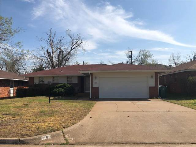 38 NE 64 Street, Oklahoma City, OK 73105 (MLS #951918) :: Your H.O.M.E. Team