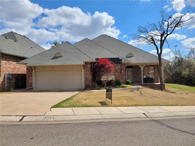 1204 Wood Way, Edmond, OK 73034 (MLS #951949) :: Homestead & Co