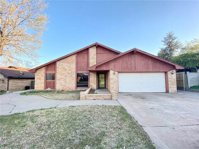 2323 Pinewood Drive, Woodward, OK 73801 (MLS #951980) :: Your H.O.M.E. Team