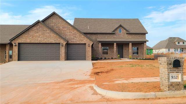 9321 SW 41st Street, Oklahoma City, OK 73179 (MLS #952009) :: Keller Williams Realty Elite