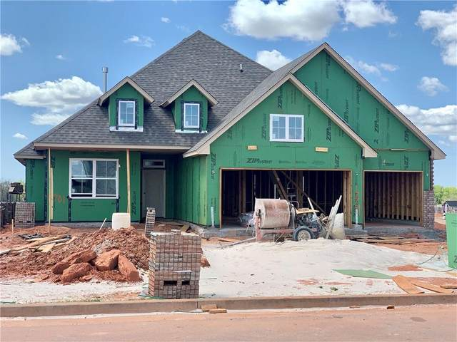 17701 Macarthur Park Road, Edmond, OK 73012 (MLS #952020) :: Homestead & Co