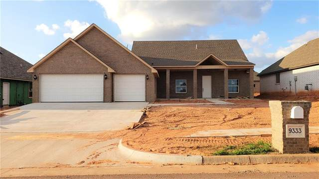 9333 SW 41st Street, Oklahoma City, OK 73179 (MLS #952028) :: Keller Williams Realty Elite