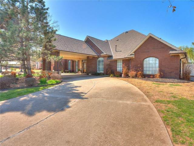 4005 Stonebridge Circle, Yukon, OK 73099 (MLS #952035) :: Your H.O.M.E. Team
